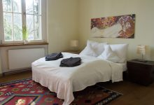 Villa Seehof - Schlafzimmer